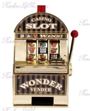 """Игровой автомат мини TM004 Однорукий бандит """"Duke"""""""