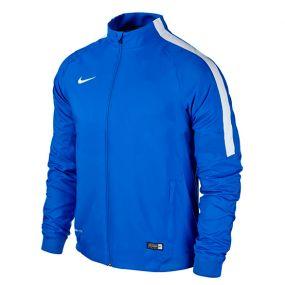 Олимпийка Nike Squad 15 Sideline Woven Jacket синяя