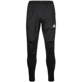 Футбольные штаны adidas Tiro 17 Warm Pants чёрные