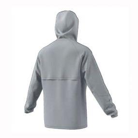 Ветровка adidas Tiro 17 Rain Jacket серая