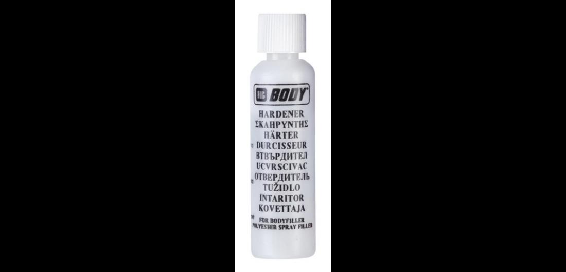 HB Body Отвердитель BODY H705 к жидкой шпатлевке BODY 260, полиэфирному грунту BODY PRO P261 2К, 50мл.
