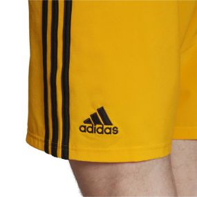 Вратарские шорты adidas Condivo 18 тёмно-жёлтые