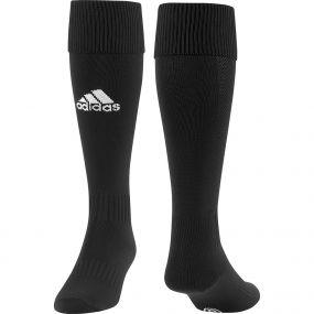 Футбольные гетры adidas Milano Sock чёрные