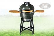 Керамический гриль Start Grill 18 черный