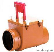 Канализационный обратный клапан ф110 ТП-85.100 (Арт. ТП-85.100)