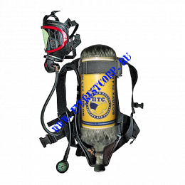 Дыхательный аппарат со сжатым воздухом ПТС «Базис»