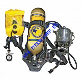 Дыхательный аппарат со сжатым воздухом ПТС «Профи-М»