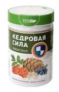 """Продукт белково-витаминный """"Кедровая сила - Защитная"""" Порошок 237 г"""