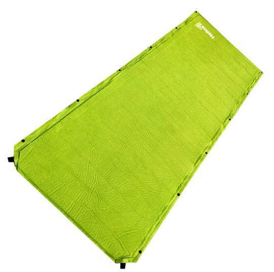 Коврик HELIOS самонадувающийся 200х85х5 (HS--005W) зеленый