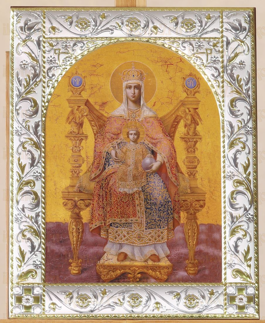 Державная икона Божией Матери (14х18см)