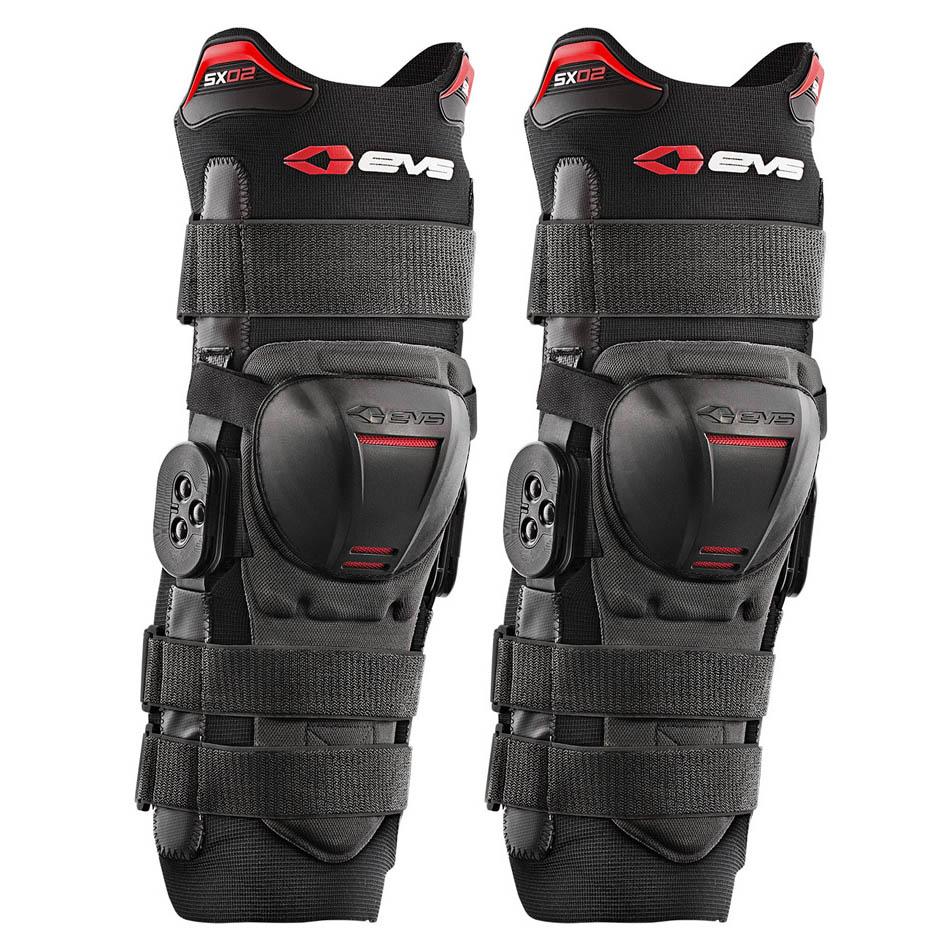 EVS SX02 комплект наколенников-суставов