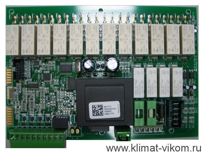Плата управления котлом (24-28kW) арт.0020154087