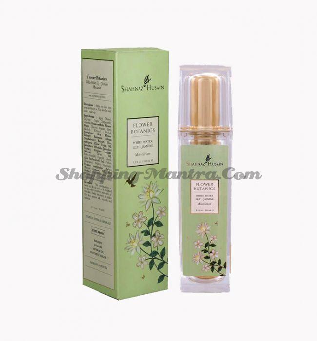 Увлажняющий лосьон для лица Белая Лилия и Жасмин  Шахназ Хусейн | Shahnaz Husain Flower Botanics White Water Lily Jasmine Moisturiser