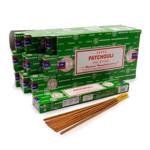 Благовония Satya Patchouli (Пачули) | 15 г