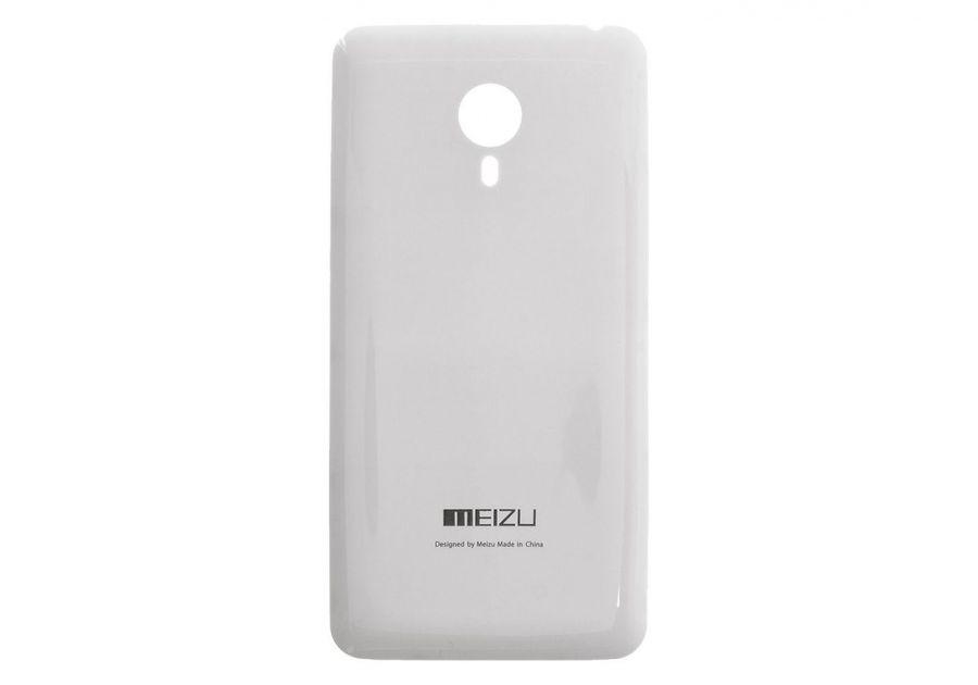 Задняя крышка Meizu MX4 Pro (white) Оригинал