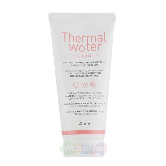 A'Pieu Увлажняющий крем с термальной водой Thermal Water Cream, 80 мл