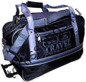 24-767-20 сумка дорожная на колесах