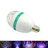Светодиодная лампа LED FULL COLOR ROTATING LAMP (2)