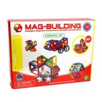 Конструктор MAG-BUILDING 48 деталей