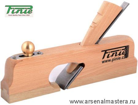 Деревянный фальцгобель PINIE ПРЕМИУМ 255 x 30 x 155 мм, лезвие 30 мм, угол 45 арт. 10-30P/P