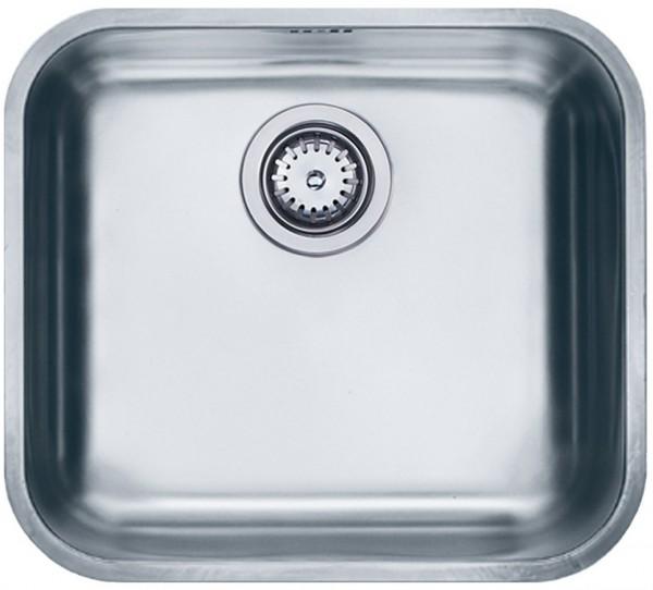 Врезная кухонная мойка FRANKE GAX 110-45 45х40см нержавейка 122.0021.440