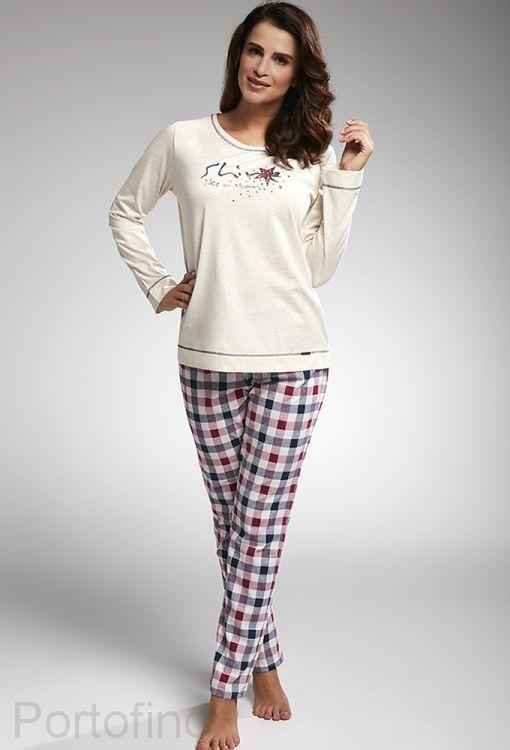 655-163 Женская пижама Cornette