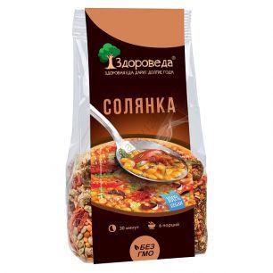 Суп солянка, 250 гр