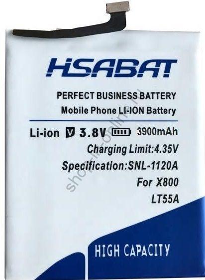 Аккумулятор LT55A 3900 мАч