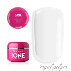 Gel Base One Clear Raspberry Melon Silcare 50 гр