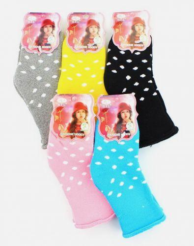 Детские носки тёплые  31-33 BFL №CWG02