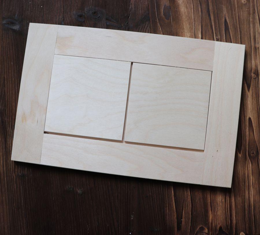Поднос с плитками, 42*27 см