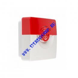 Оповещатель охранно-пожарный звуковой ОПОП 2-35 (сирена)