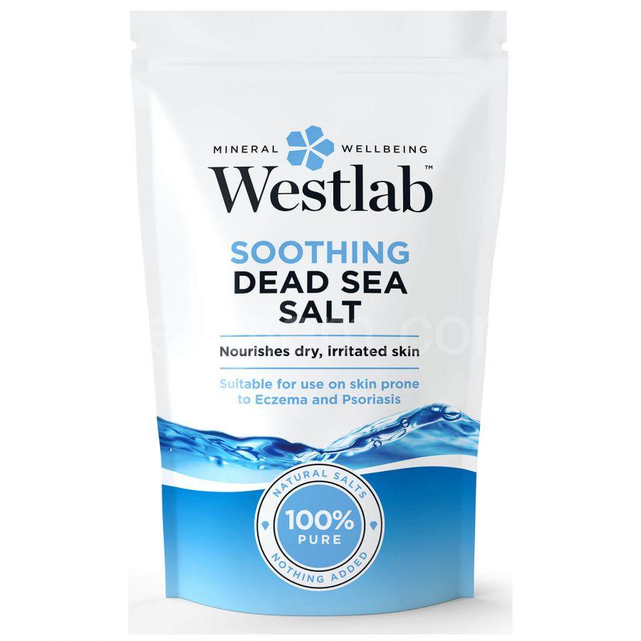 Соль Мертвого моря WestLab,5000 грамм