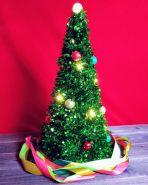 Летающая Ёлочка - Flying Christmas Tree