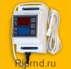 ИРТВ-02-Si измеритель-регулятор температуры и влажности