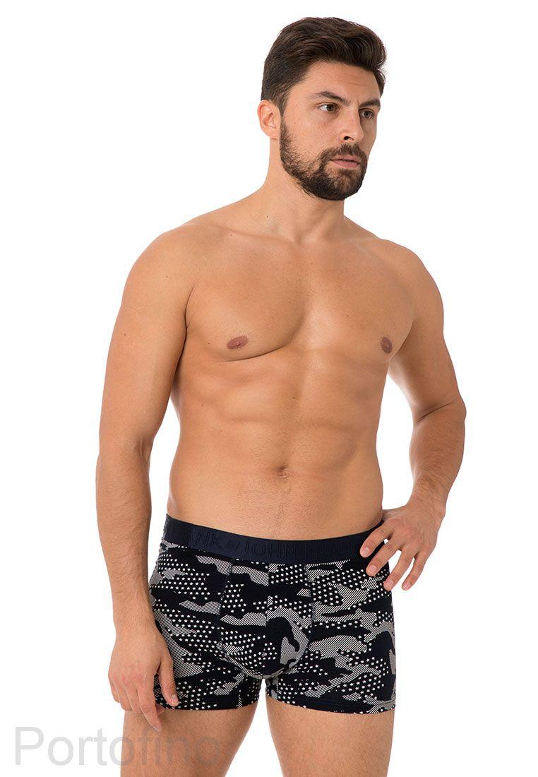 Боксеры мужские JF3BCA07   JOHN FRANK