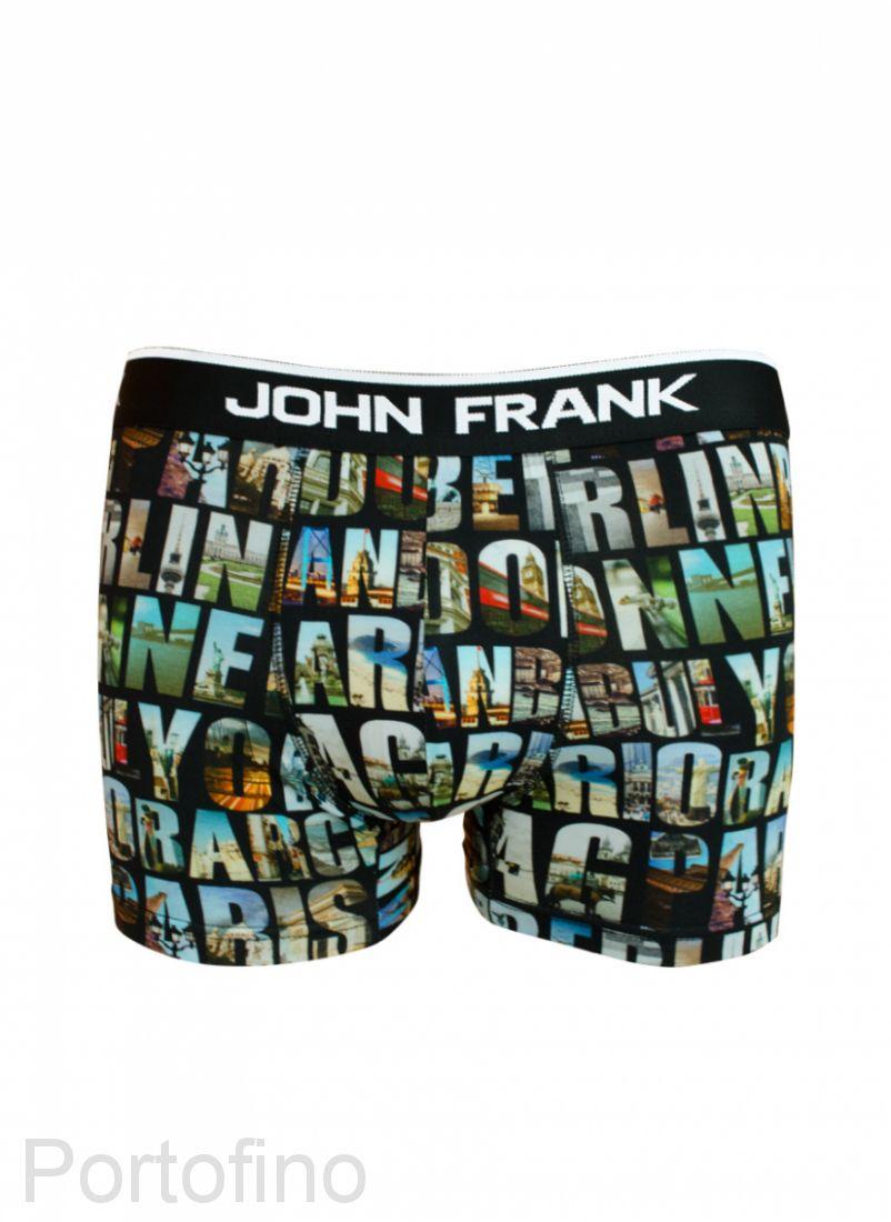 JFB103 Боксеры мужские JOHN FRANK