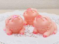 набор мыла свинки