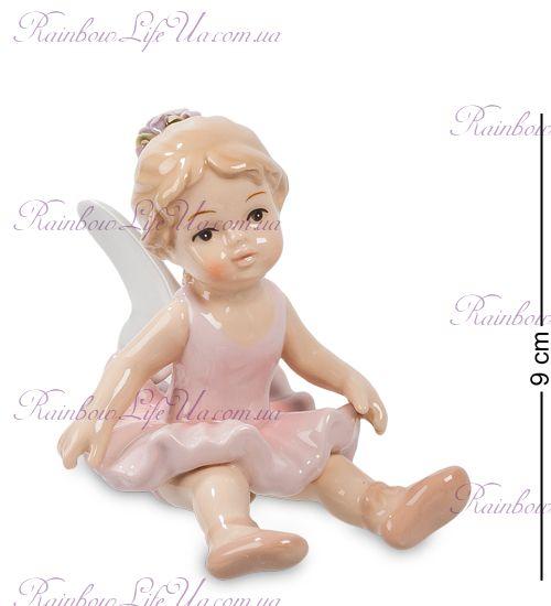 """Фигурка балеринка - ангелочек CMS-19/11 """"Pavone"""""""