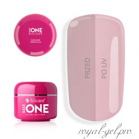Gel Base One Cover Medium Silcare 30 гр