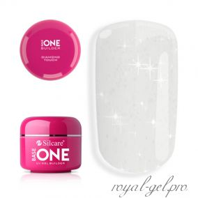 Gel Base One Diamond Touch Silcare 15 гр