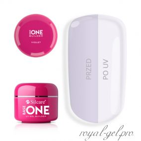 Gel Base One Violet Silcare 1000 гр