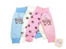 Штаны для новорожденных супрем совы A-ST810-SUk (код 01642-4) Мамин Малыш OPTMM.RU