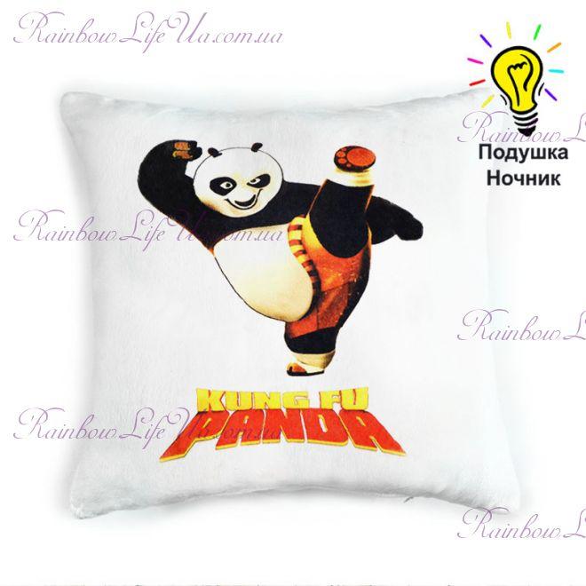 """Подушка светящаяся """"Kung Fu Panda"""""""