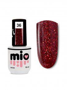 MIO гель-лак для ногтей 036,10 ml