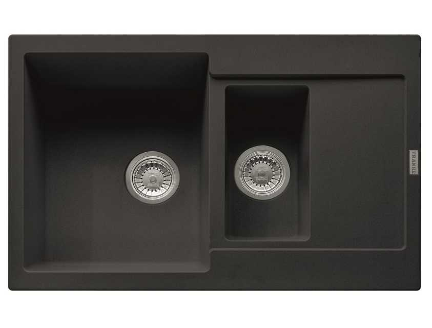 Врезная кухонная мойка FRANKE MRG 651-78 78х50см искусственный гранит 114.0198