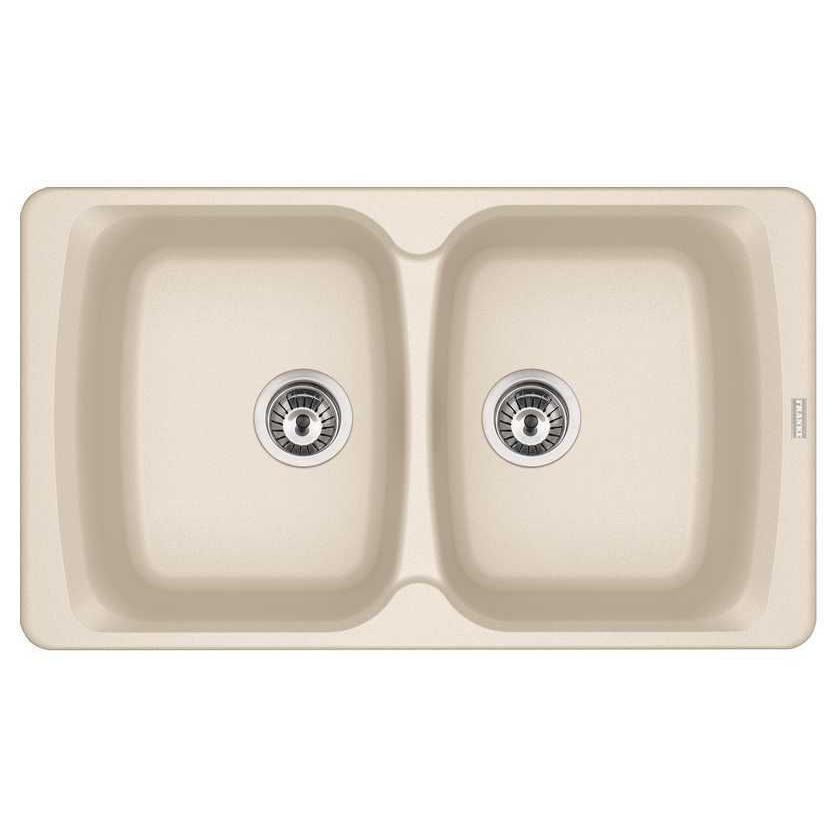 Врезная кухонная мойка FRANKE AZG 620 86х50см искусственный гранит 114.0489