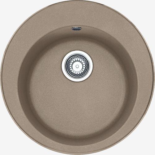 Врезная кухонная мойка FRANKE ROG 610 51х51см искусственный гранит 114.0313.324
