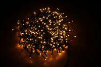 Гирлянда Luca Lighting теплый свет (1000 ламп, длина гирлянды 2000 см) для ёлки 230-260 см
