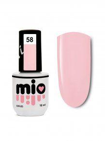 MIO гель-лак для ногтей 058,10 ml